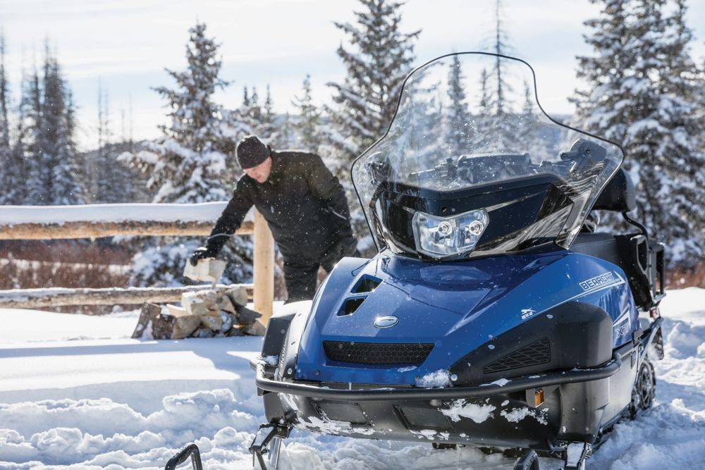 Снегоход arctic cat bearcat 660