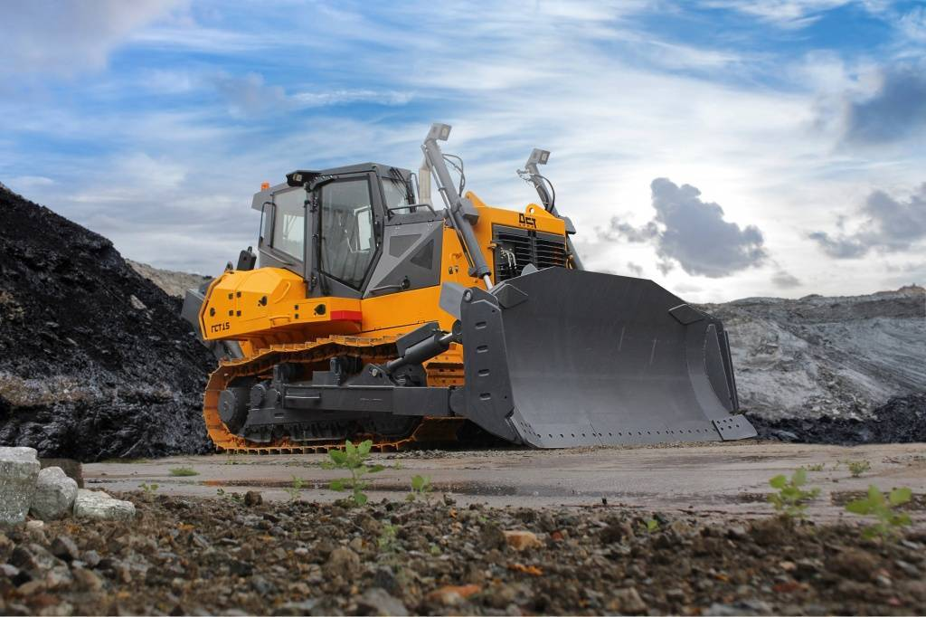 Бульдозер caterpillar d6r series 3