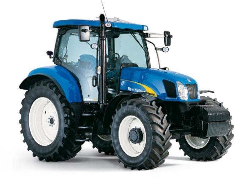 Трактора new holland t 7030, t 7040, t 7050, t 7060