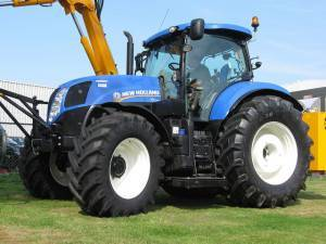 Тракторы new holland – традиции и новаторство